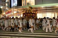 KYO Gion matsuri procession