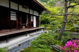 KYO Ginkaku-Ji temple