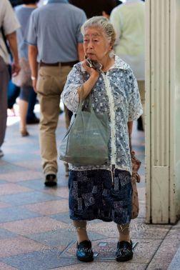 Il fait chaud à Kyoto ce 17 juillet pour Gion Matsuri.
