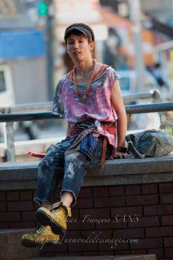 OSAKA jeune à la mode