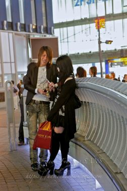 Osaka fashion victims à dotonburi