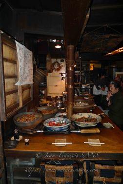 TYO restaurant cosy