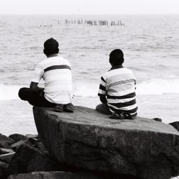 Pondichéry - brothers