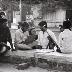 Pondichéry - le portraitiste