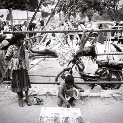 Mahabalipuram - girls