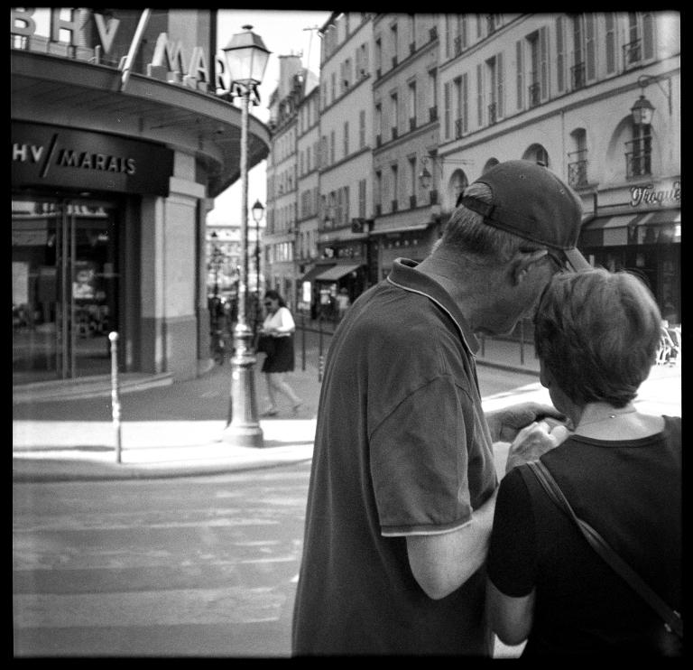 Paris Marais - juillet 2019
